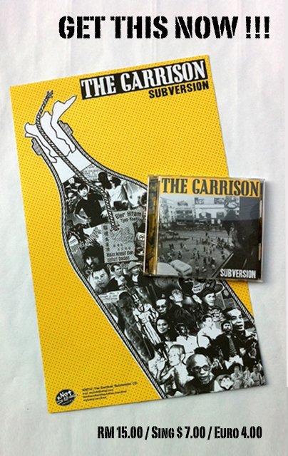 The Garrison - Subversion